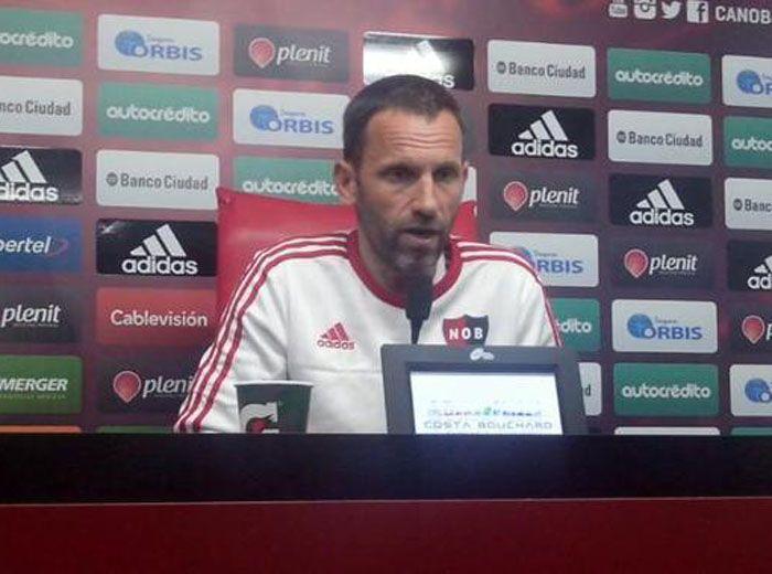 Bernardi dijo que el equipo ha mostrado progresos a pesar de que no consigue resultados.