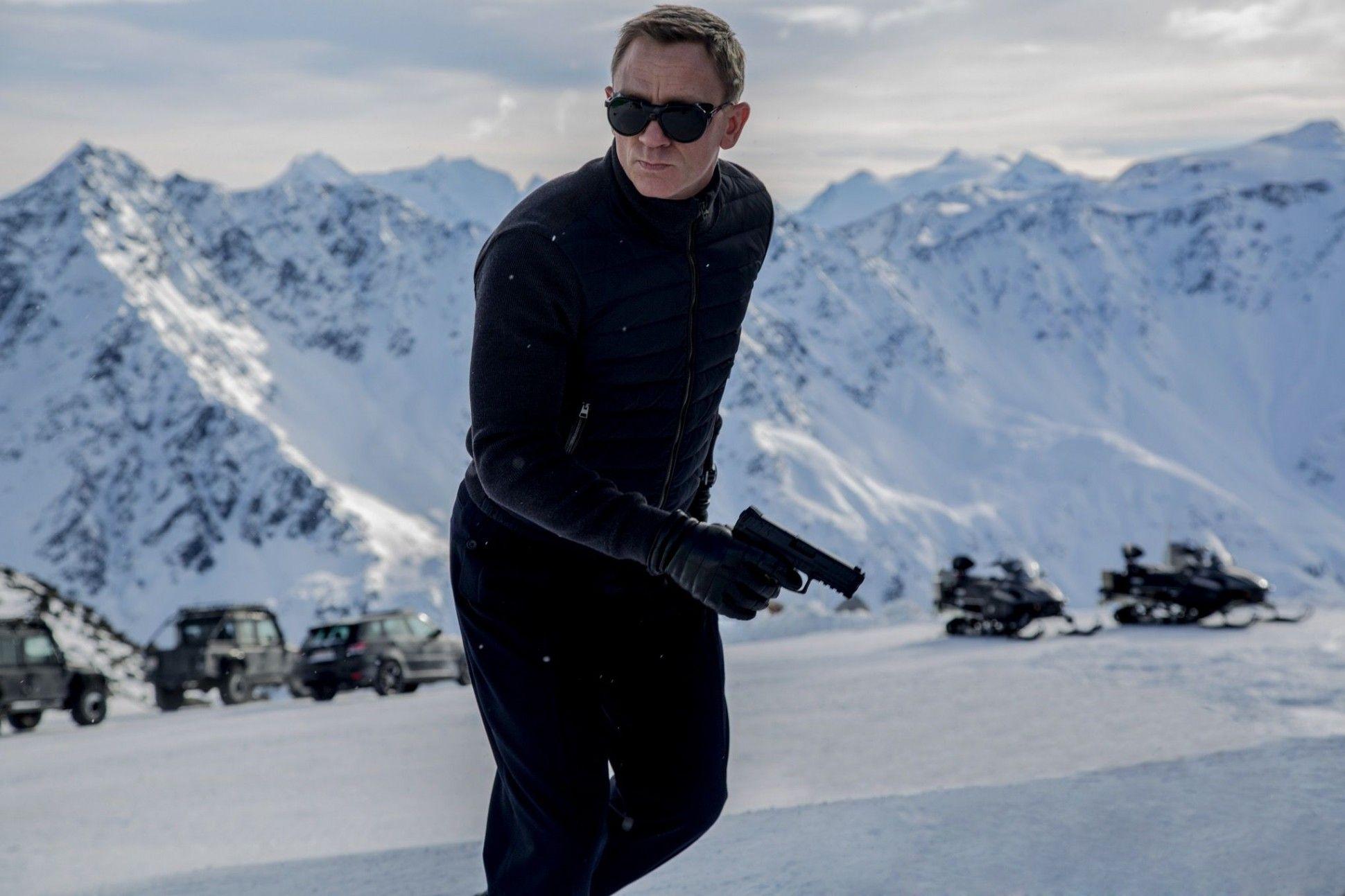 """""""Spectre"""". James Bond regresa con otra entrega de la saga en noviembre."""