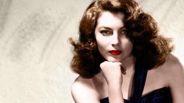 Ava Gardner. La intérprete tuvo una vida tan glamorosa como tumultuosa.