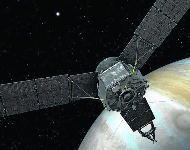 misión. La sonda récord de la agencia espacial estadounidense..