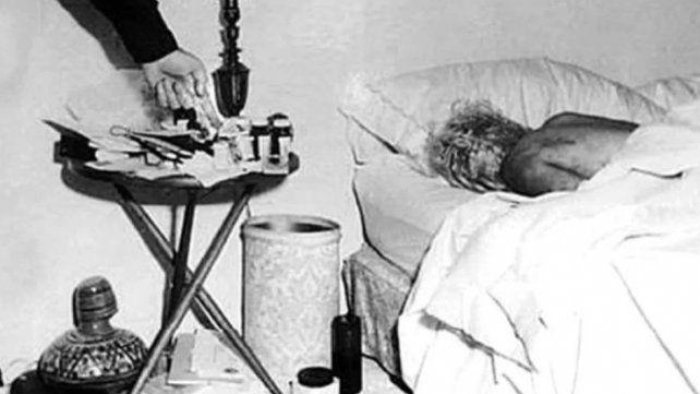 Afirman que hay dos rollos de fotos inéditas del cadáver de Marilyn Monroe