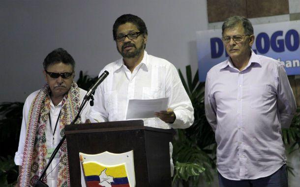 Gestiones. Las Farc y el gobierno de Santos mantienen conversaciones sobre el conflicto colombiano desde 2012.