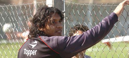 Newells: Cristian Núñez está en duda para jugar ante Boca