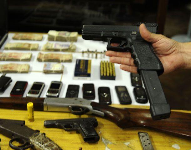 Piden desde la Legislatura preventiva para imputados de delitos con uso de armas de fuego.