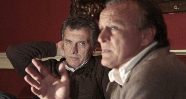 Macri en Rosario: Reutemann siempre ha visto con simpatía a Miguel