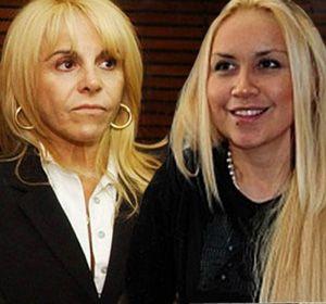 Peleadas a muerte, las  mujeres de Maradona tendrán su propio 7D en los tribunales