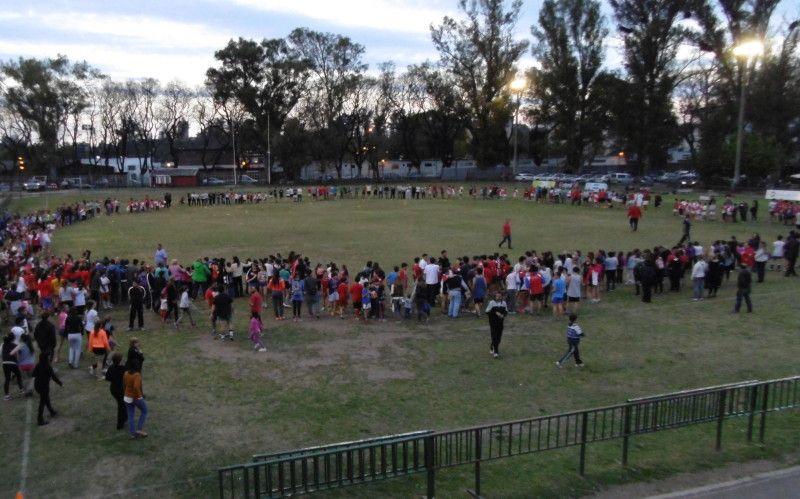 La comunidad de rugby del club se mostró sensibilizada. (Archivo)