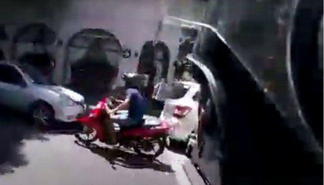 La Municipalidad le quita el carné al joven que protagonizó la semana pasada un grave incidente de tránsito en la zona céntrica de la ciudad.
