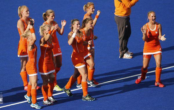 La selección naranja se metió en la final de los Juegos.