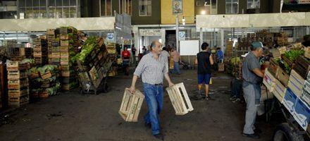 Nuevo asalto al Mercado de Productores: se llevan cerca de 80 mil pesos