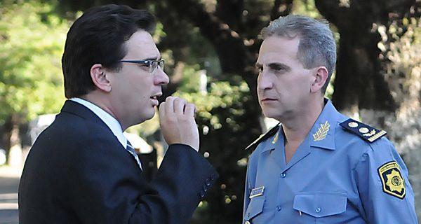 El jefe de la policía de Rosario dijo que no va a tolerar casos de corrupción en la fuerza