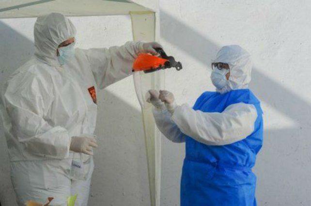 Coronavirus: Rosario registró el pico máximo de contagio con 159 casos