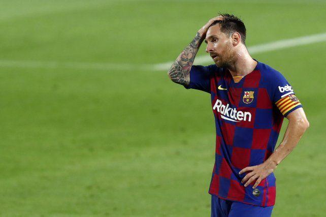 Por qué Messi le mandó un burofax a Barcelona para avisar que se quiere ir