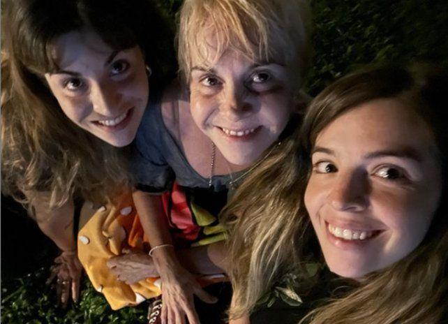 Las hijas de Maradona insisten con que Morla se siente en el banquillo de los acusados