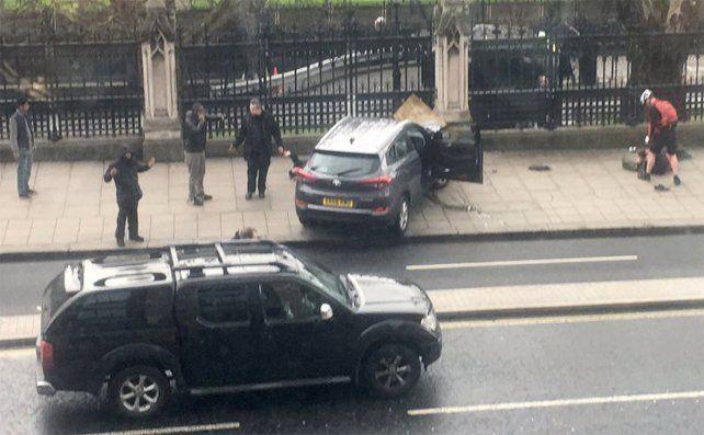 El ataque dejó un saldo de cinco muertos