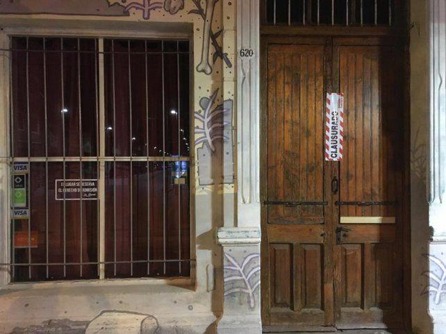 Venado Tuerto: clausuraron un local nocturno por violar el horario permitido