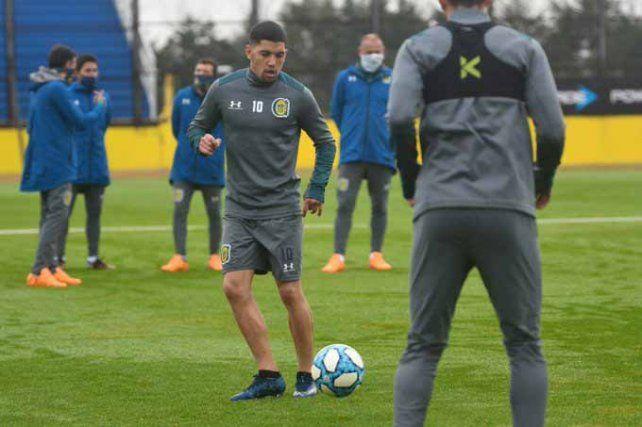 Codiciado. Federico Martínez es seguido de cerca por Independiente. Central se desprendería del jugador si le calza la operación.