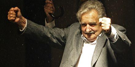 Pepe Mujica se impuso en el ballottage y es el nuevo presidente de Uruguay