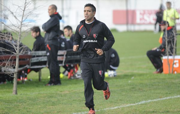 Víctor Figueroa tiene todos los boletos para ingresar al once titular el sábado por la tarde ante Belgrano.