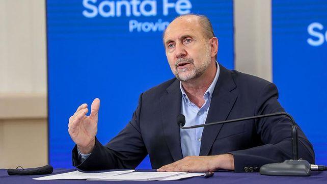El gobernador Omar Perotti ponderó el trabajo de coordinación con los municipios.