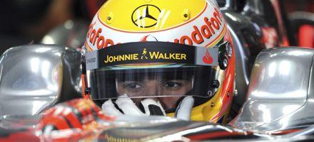 F1: Hamilton y Kovalainen dominan los entrenamientos libres en Hockenheim