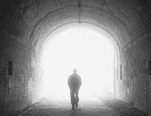 El cerebro registra la sensación de atravesar un túnel antes de morir