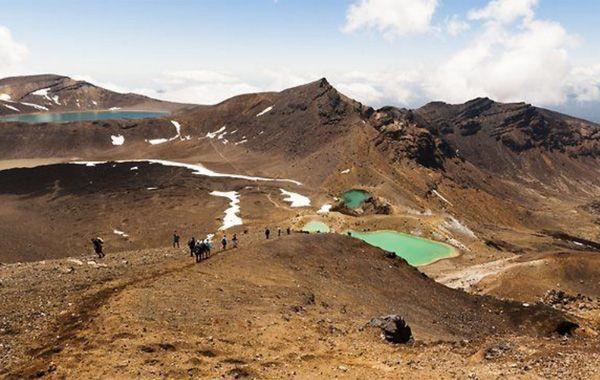 La zona de montaña del norte de la isla donde ocurrió el trágico accidente.(www.news.com.au)