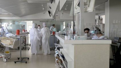 En las UTI siguen haciendo un trabajo impresionante en medio de la pandemia.