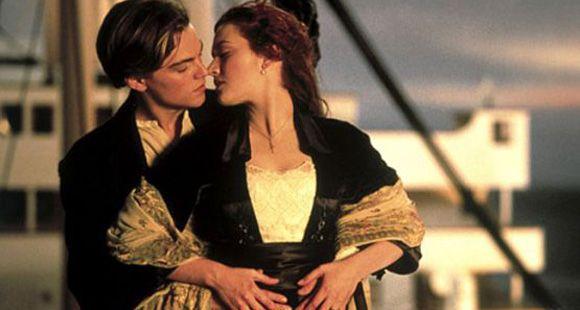 La sorpresa de Kate Winslet al redescubrirse en Titanic