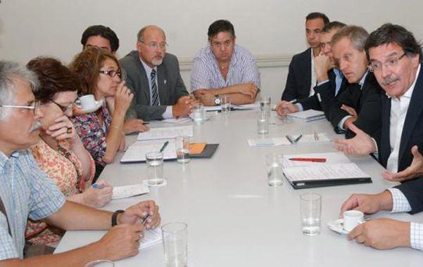 Negociación complicada. El ministro de Educación de la Nación