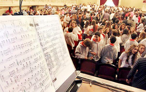 Con música de orquesta. Este año harán 12 funciones en el Teatro El Círculo.