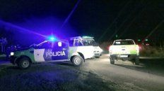 El homicidio ocurrió en la localidad del Paso del Rey.