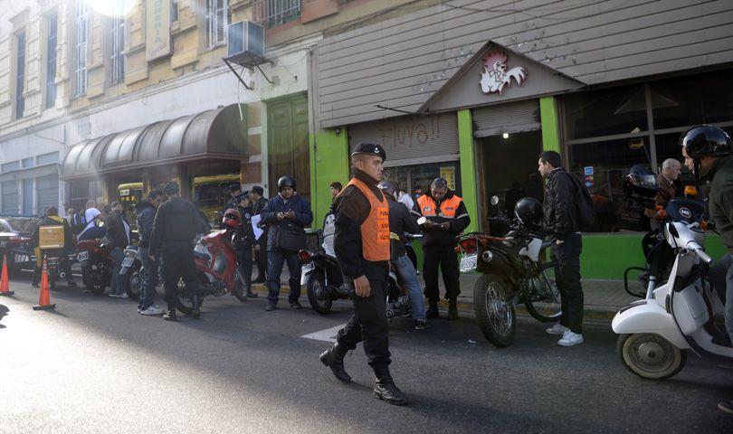 La Policía de Acción Táctica (PAT) participará de los controles. (Foto: S. Salinas)