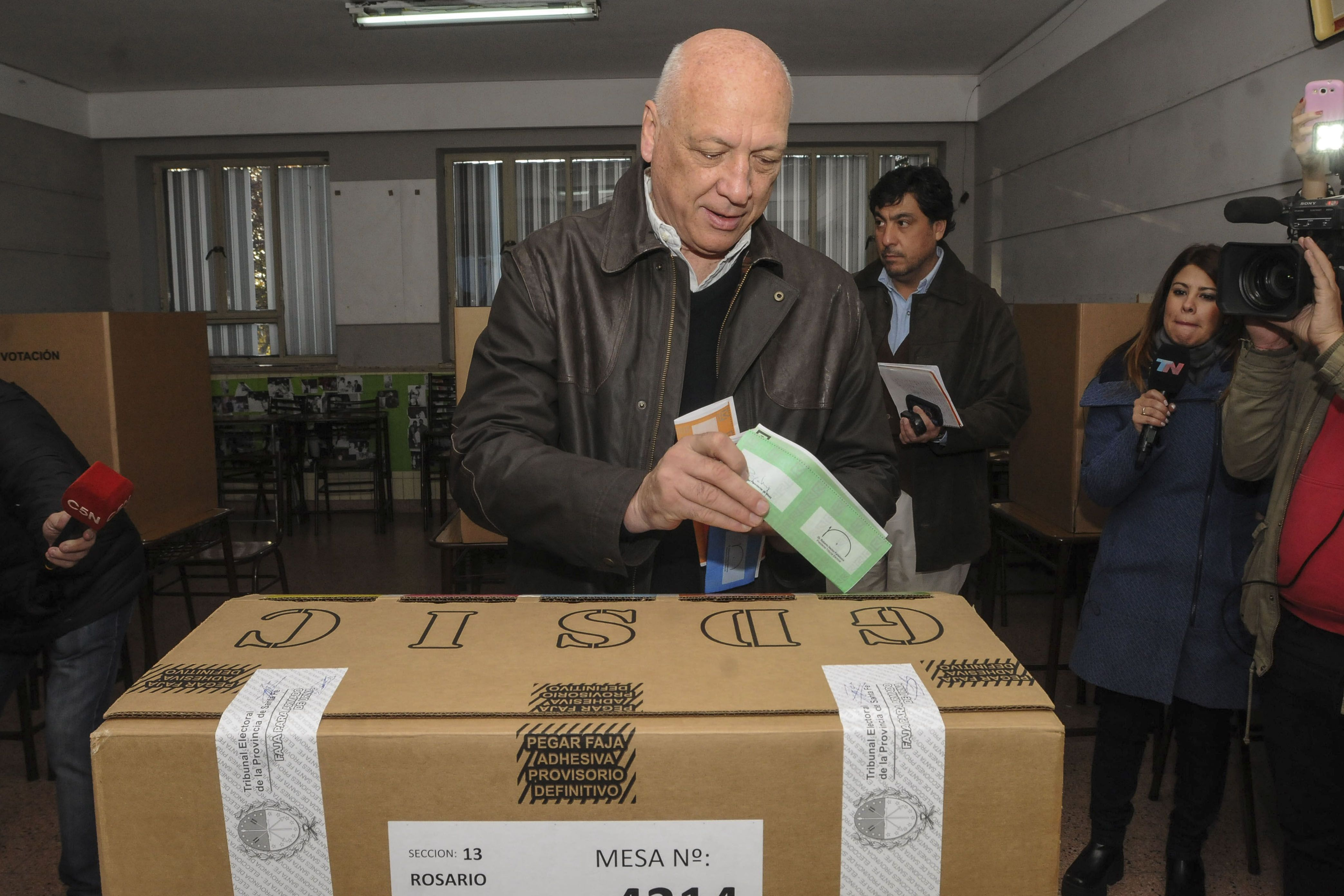 La lista de Bonfatti para diputado sacó más de 700 mil votos.
