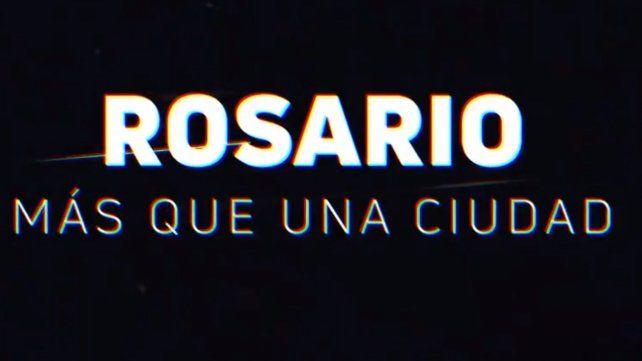 Presentación. La Liga Profesional de Fútbol difundió un video con imágenes de distintas personalidades de Rosario.