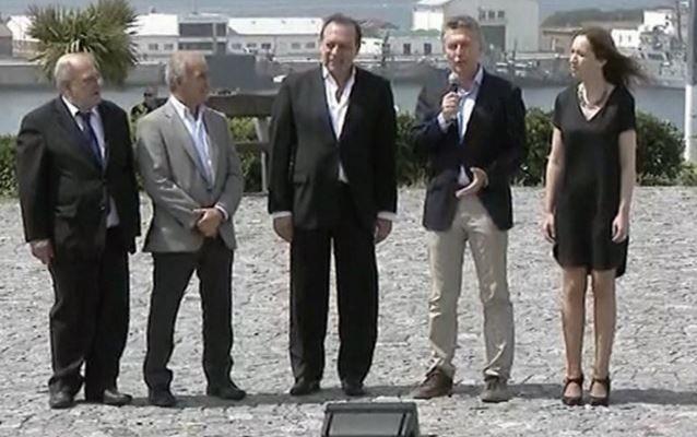 Macri encabezó un acto en Mar del Plata en el que inauguró la temporada veraniega con anuncios para el sector del turismo.