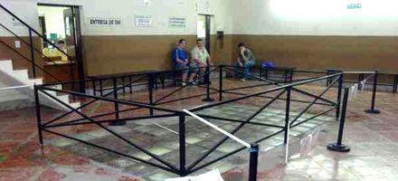 El Registro Civil de calle Salta permanecerá cerrado hasta el lunes