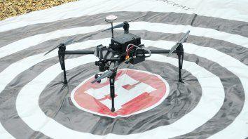 Drones. Desde sus inicios, crecieron un 60 % en el uso de aplicaciones.