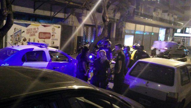 El taxista fue detenido en la zona de Urquiza entre Moreno y Balcarce.