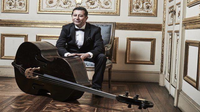 """Recorrido. """"Fue muy loco terminar tocando en Buenos Aires con todos los músicos que veía por televisión"""""""