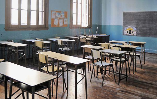 Más aulas. Para la extensión horaria se requieren también nuevos espacios.  (foto: Celina Mutti Lovera)