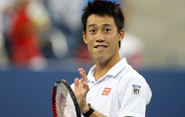 El japonés volvió a mostrar un gran repertorio y se metió en las semifinales del US Open.