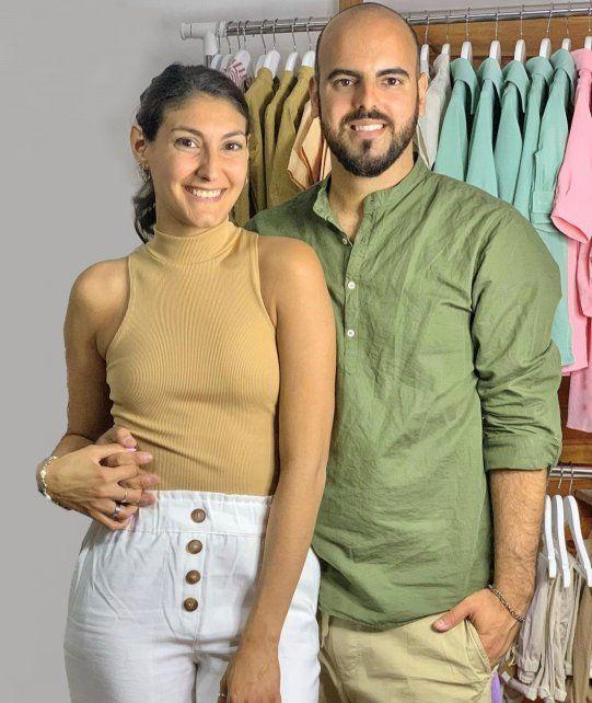 Noelia Bergero y Rodrigo Cali