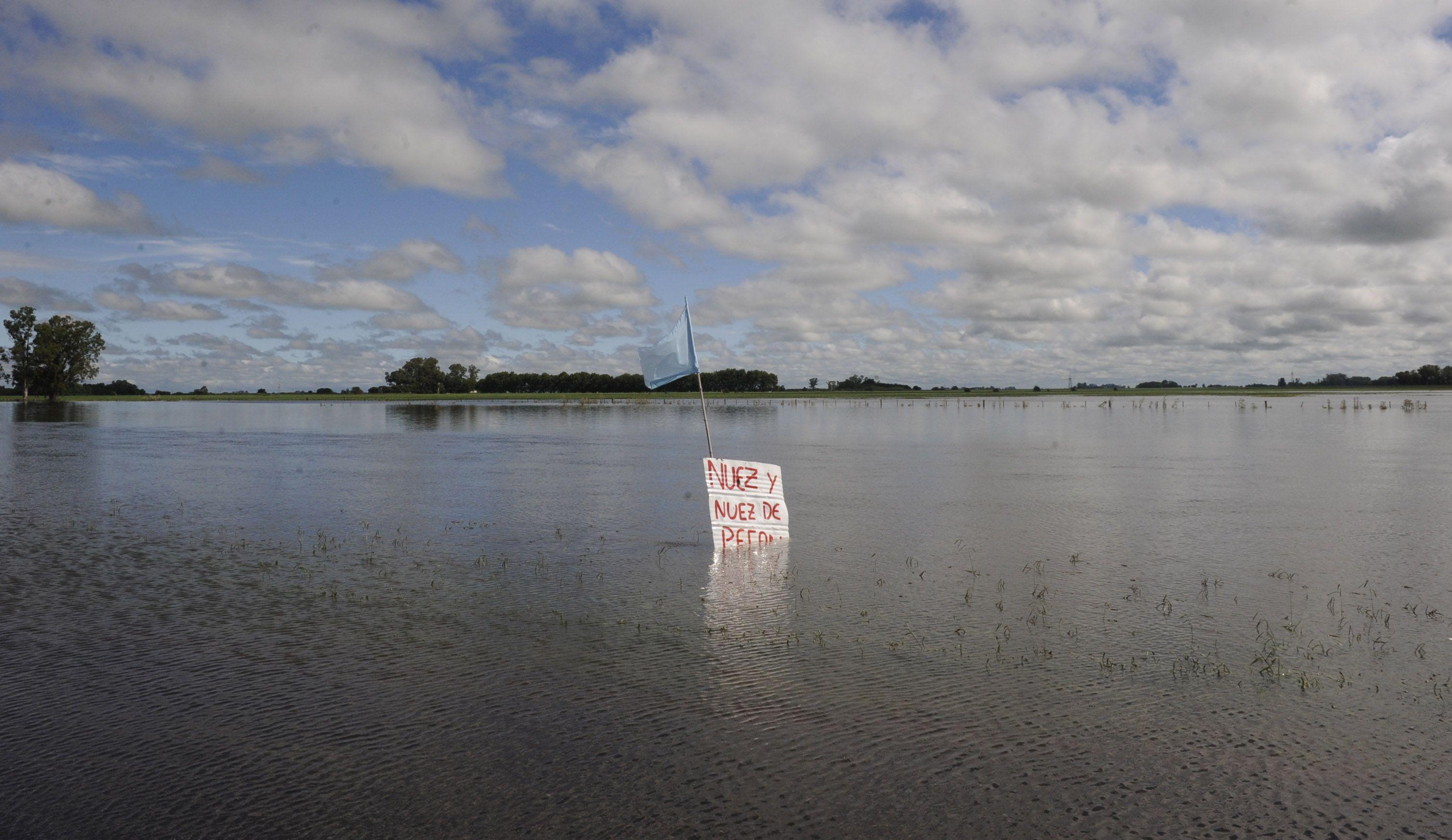 El río Paraná experimentará una fuerte crecida. (Foto de archivo)