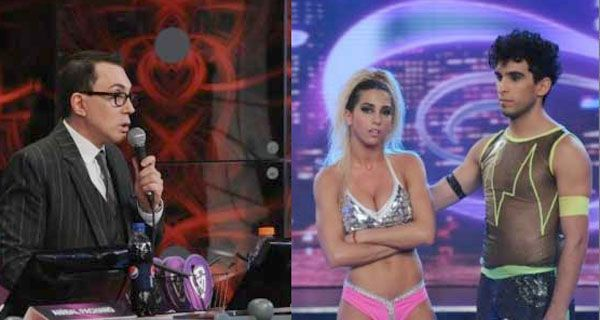 Cinthia Fernández volvió al Bailando con un escándalo