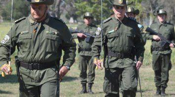 La Guardia Rural Los Pumas es una fuerza altamente calificada. Ahora está en Empalme.
