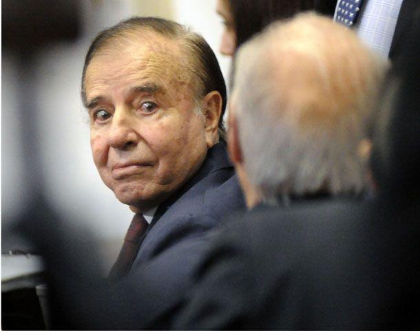 El ex presidente fue procesado por la venta del predio de La Rural.