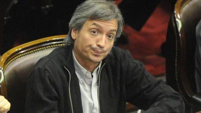 Máximo Kirchner hizo un plan de pago de 96 meses para saldar su deuda con la Afip