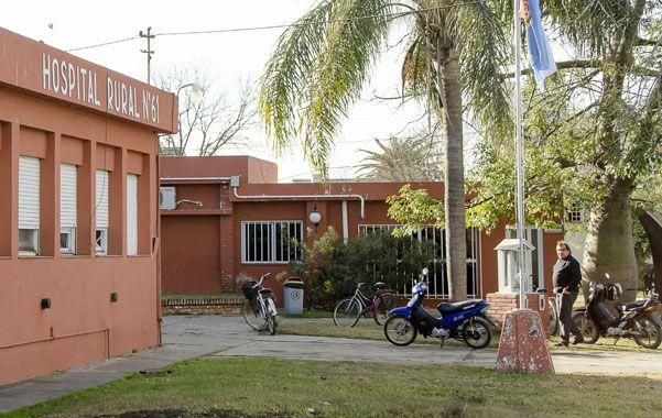 Las víctimas del atraco sufrieron culatazos y golpes por los cuales las atendieron en el hospital de Roldán.