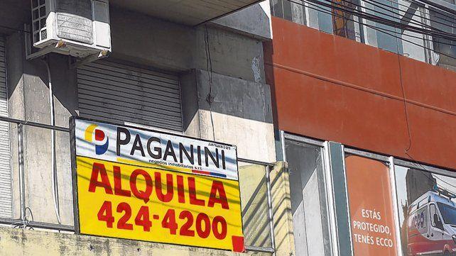 Las inmobiliarias tendrán una prórroga para registrar los contratos